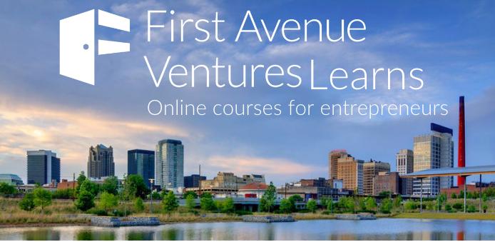 First Avenue Ventures Learns: Online courses for entrepreneurs